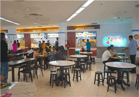 Indian Muslim Cuisine Required At Nanyang Poly North Canteen