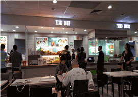 Food Stall (Restaurant License) For Rent @ Changi Airport