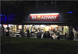 24 Hrs Sembawang Food Stall For Rent