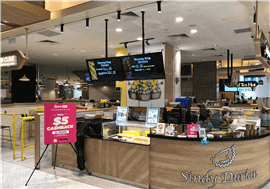 ⭐️Orchard Road F & B Kiosk + Restaurant⭐️Newly Expanded Mall With Office Crowd