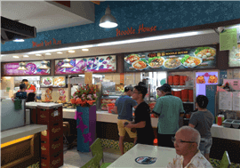 Bedok Food Stall For Rent