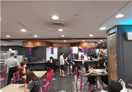 Available Mini Restaurant For Lease At Tiong Bahru Plaza