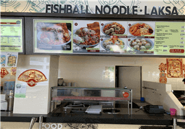 Tampines Poly Food Stall For Rent