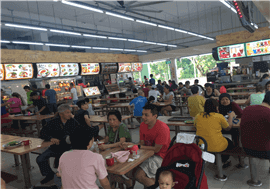 Low Rental Yishun Food Stall For Rent