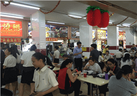 Good Location. Good Crowd 644 Hougang Popiah Stall For Rent