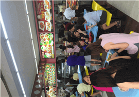 Low Rental Popiah Rojak Stall For Rent