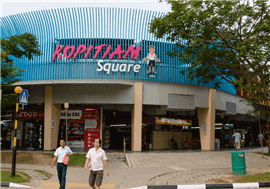 Available Foodstall For Lease At Kopitiam Square @ Sengkang (Opposite Sengkang Mrt)