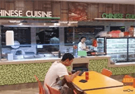 Available Foodstall For Lease At Sedap @ Kopitiam - 735 Pasir Ris West Plaza