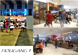 Available Takeaway Stall At Hougang One Lkopitiam - Beside Drink Stall