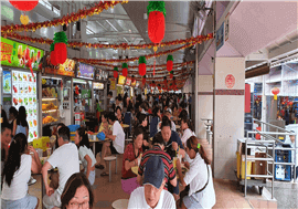 Famous & Renowned Traditional Handmade Yong Tau Foo Hawker Stall For Sale