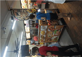 Criwded 848 Yishun Seafood, Mookata Thai Food Stall For Rent