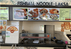 Temasek Poly Foodstall For Rent