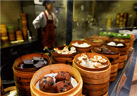 Dim Sum Stall For Rent In Coffeeshop