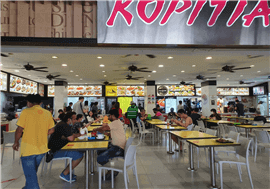Available Foodstall For Lease At 248 Simei Kopitiam